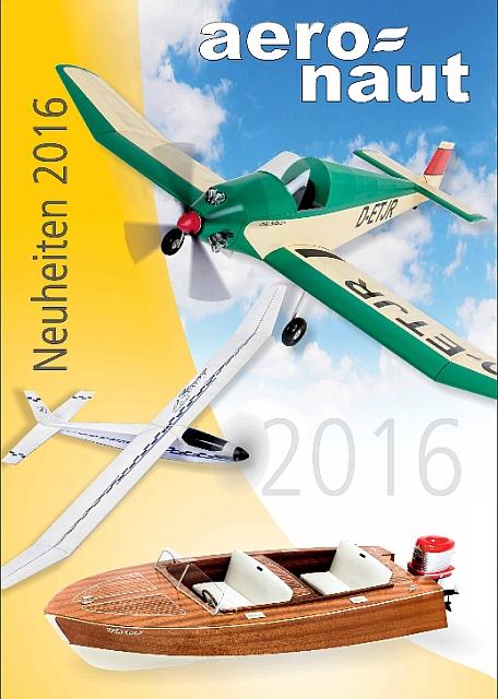 aero-naut Neuheiten 2016