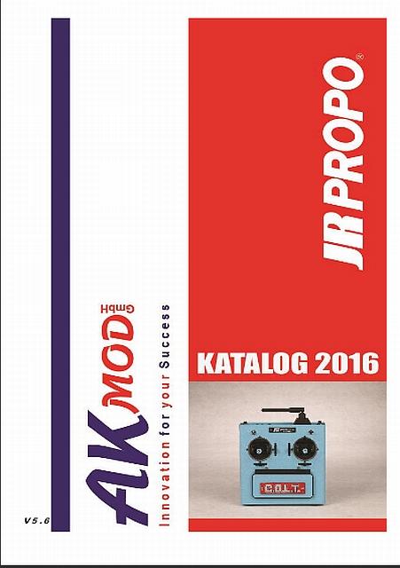 JR Propo Neuheiten 2016