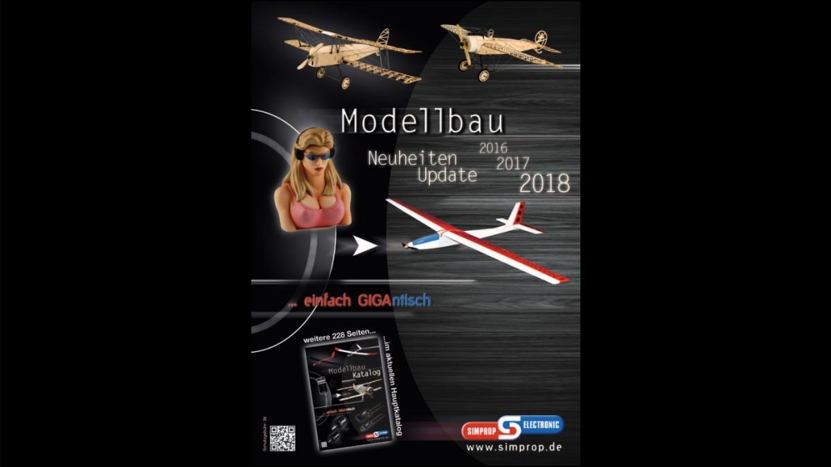 Simprop Neuheiten 2018