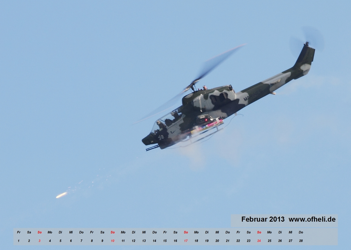 OF-Kalender 2012-2013