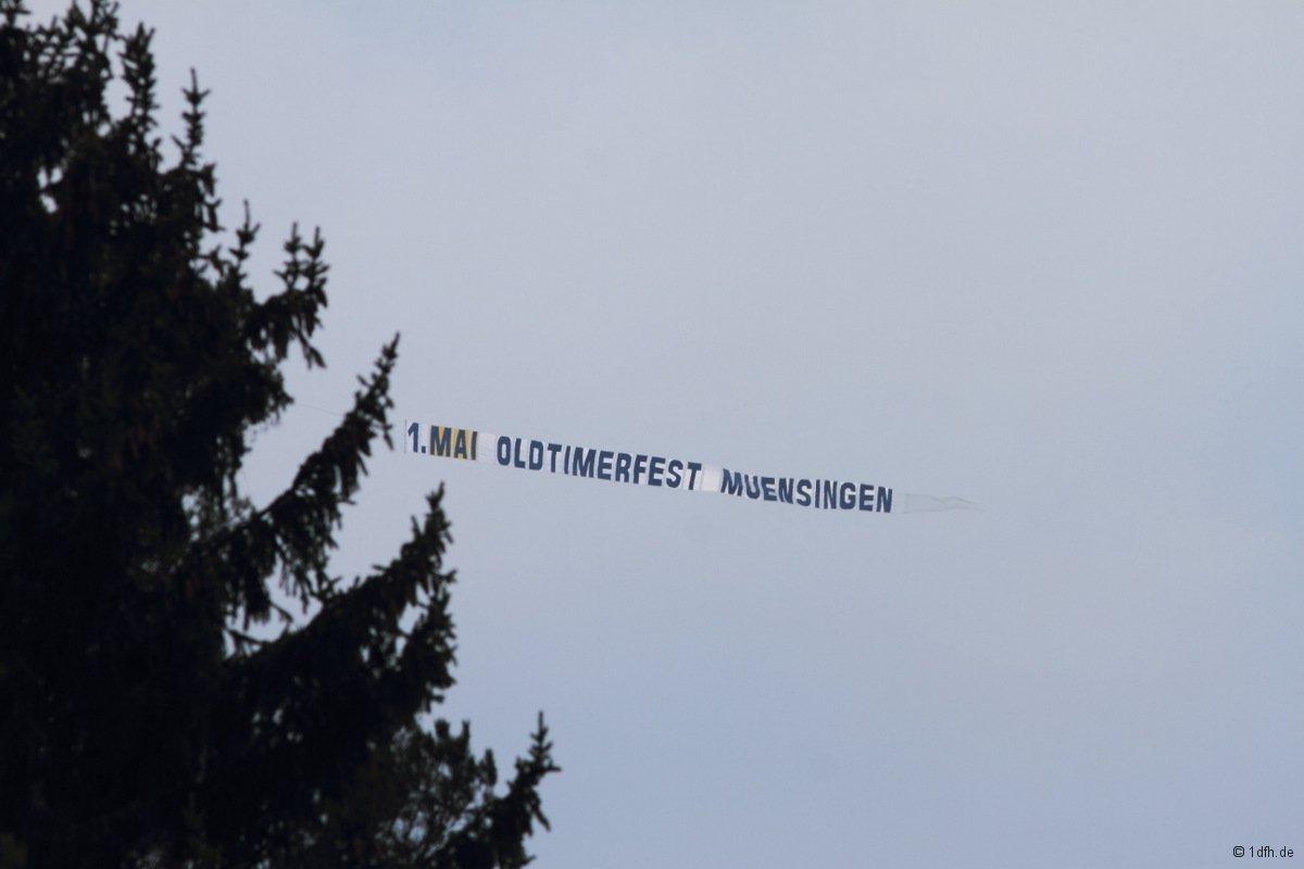 32. Oldtimer- und Dampfmaschinenfest Eisberg 01.05.2016