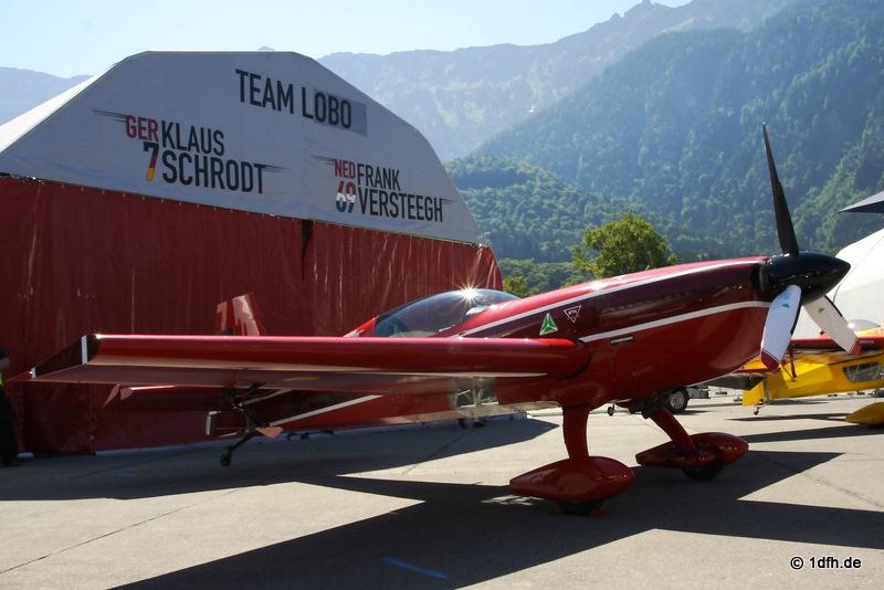 Red Bull Air Race Interlaken 2007