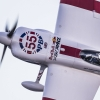 Paul Bonhomme of Great Britain performs during qualifying day of the eighth stage of the Red Bull Air Race World Championship at the Las Vegas Motor Speedway in Las Vegas, Nevada, United States on October 17, 2015.