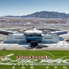Location seen of the seventh stage of the Red Bull Air Race World Championship at the Las Vegas Motor Speedway in Las Vegas, Nevada, United States on October 10, 2014.