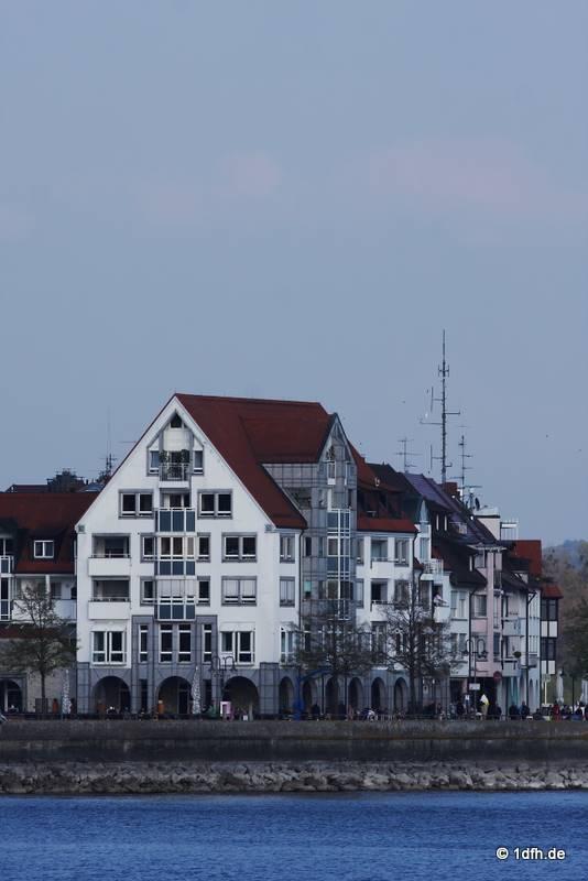 Rettungsübung Friedrichshafen