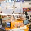 Der Multiplex Heron ist ein Hochleistungs-Elektrosegler mit T-Leitwerk und high-performance 4-Klappenfluegel. (The multiplex Heron is a high-performance electric glider with T-tail and high-performance 4-flap wing deflectors.)