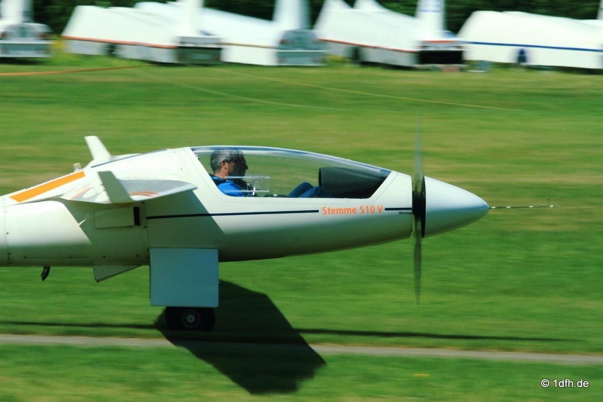 Übersberg Segelflugwettbewerb 04.06.2017