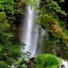 Uracher Wasserfall und Festung Hohenurach