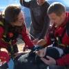 ZDF.reportage: Notruf für die Heli-Docs