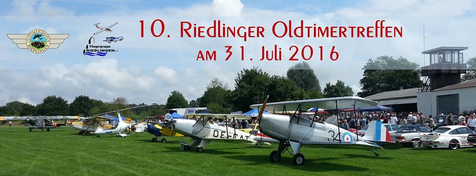 10. Riedlinger Oldtimertreffen 2016