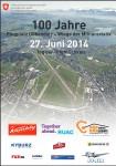 100 Jahre Flugplatz Dübendorf – Wiege der Militäraviatik 27.06.2014