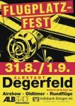 Flugplatzfest Luftsportverein Degerfeld 31.08. – 01.09.2013