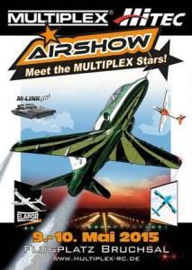 Treffpunkt MULTIPLEX / HiTEC Airshow 2015