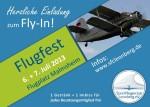Großes Flugfest in Malmsheim 05.07. – 06.07.2014