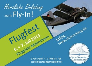 Flugfest Malmsheim 2014