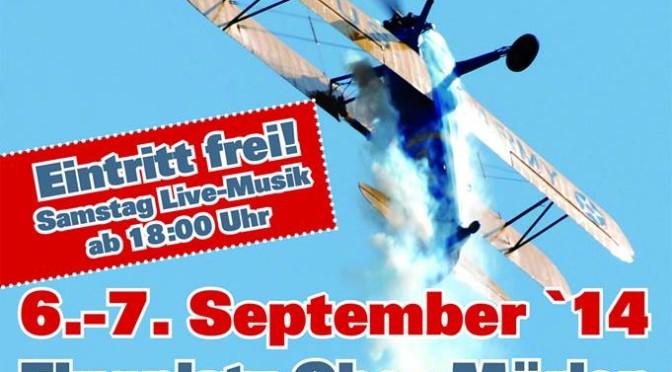 Tag der offenen Tür Aero-Club Bad Nauheim e.V. 06.09. – 07.09.2014