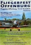 Fliegerfest Offenburg 14.06. - 15.06.2014