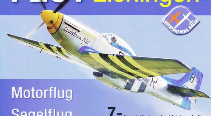 Flugplatzfest Luftsportring Aalen 06.09. – 07.09.2014