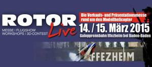 ROTOR live 2015