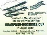 Graupner Bodensee-Cup 2012