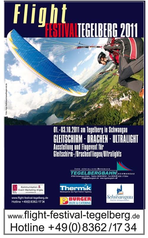 Flight Festival Tegelberg