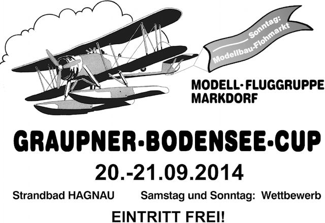 36. Graupner Bodensee-Cup 2014