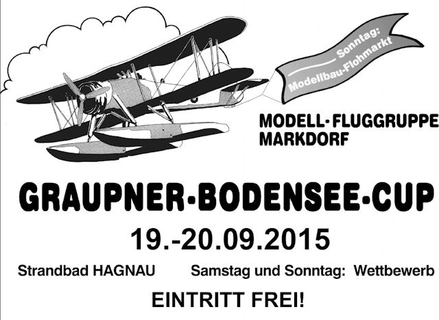 Graupner Bodensee Cup 2015