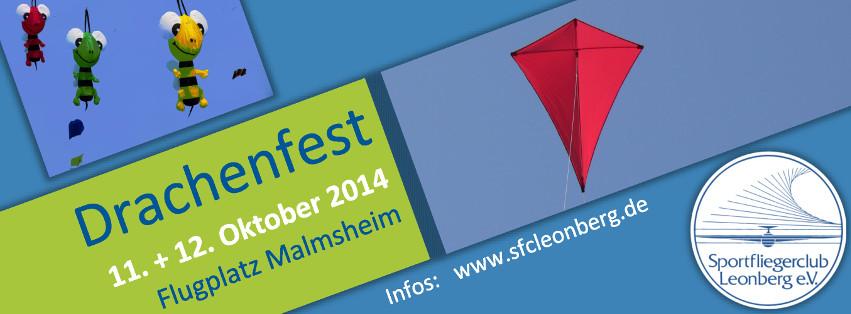 Drachenfest Malmsheim 2014