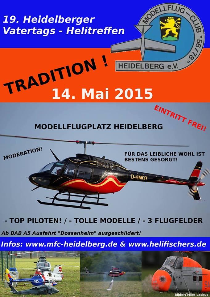 19. Heidelberger Vatertags-Helitreffen