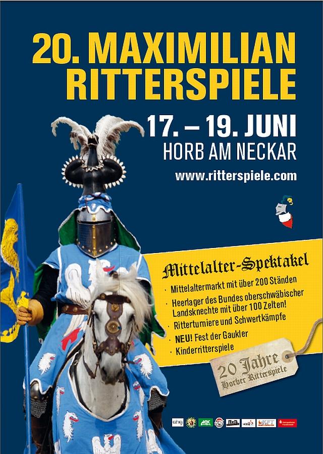 20. Maximilian Ritterspiele Horb 16