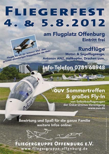 Fliegerfest Offenburg 2012