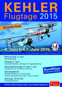 Kehler Flugtage 2015