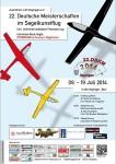 22. Deutsche Meisterschaften im Segelkunstflug in Hayingen 09.07. – 19.07.2014