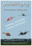 Abgesagt: Modellflugtag Modellbaugruppe Biberach e.V. 29.09. – 30.09.2012