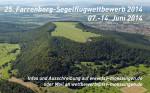 25. Farrenberg-Segelflugwettbewerb 07.06. – 14.06.2014