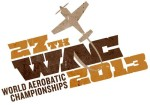 27th FAI World Aerobatic Championships 09.10. – 20.10. 2013