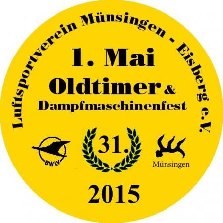 31. Oldtimer- und Dampfmaschinenfest  Münsingen-Eisberg