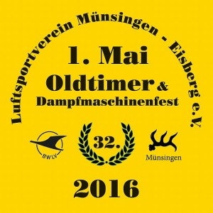 32. Oldtimer & Dampfmaschinentreffen LSV-Münsingen-Eisberg e.V. 2016