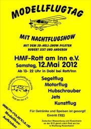 Modellflugtag Hochstätter Modellflugfreunde Rott am Inn e.V.