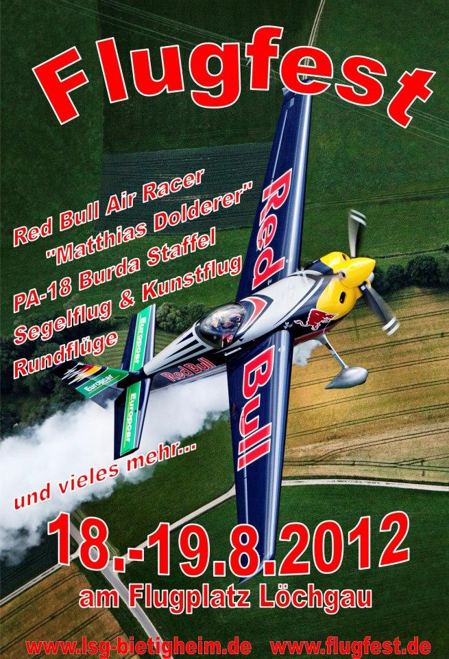 Flugfest Löchgau 2012