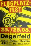 Flugplatzfest Luftsportverein Degerfeld 25.08. – 26.08.2012