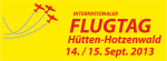 Internationaler Flugtag Hütten-Hotzenwald 14.09. – 15.09.2013
