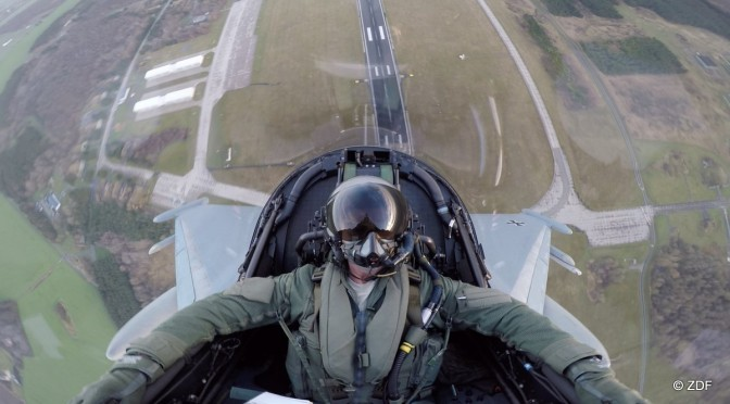 ZDF.reportage: Die Jetpiloten 20.03.2016