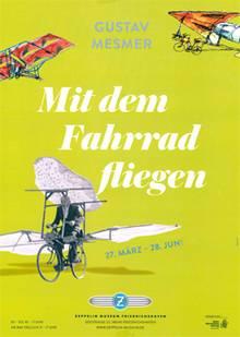 GUSTAV MESMER - MIT DEM FAHRRAD FLIEGEN