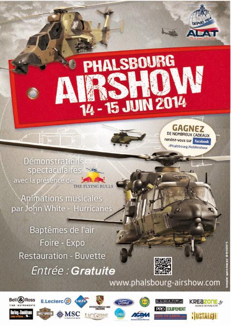Phalsbourg Airshow 2014