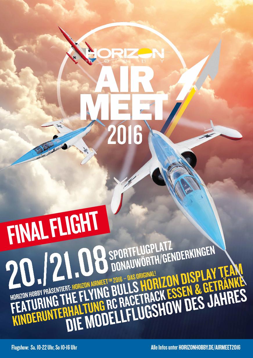 Horizon Airmeet™ 2016