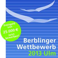 Berblinger Preis der Stadt Ulm 2013