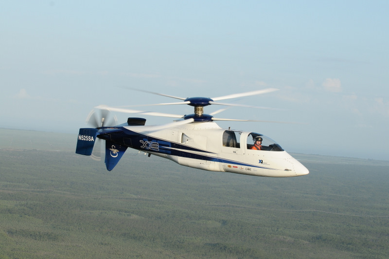 X2 TECHNOLOGY™ demonstrator © Sikorsky Aircraft Corporation