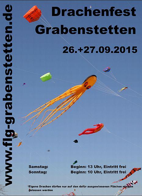 Drachenfest Grabenstetten 2015