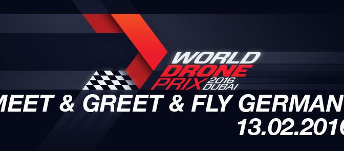 World Drone Prix 2016 – Offizieller Qualifer Event für Deutschland Göppingen 13.02.2016